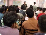 SSB CLASSROOM BY DEFENCE OFFICER